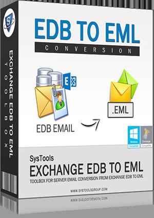 EDB to EML Converter – Right Approach for EDB to EML Conversion